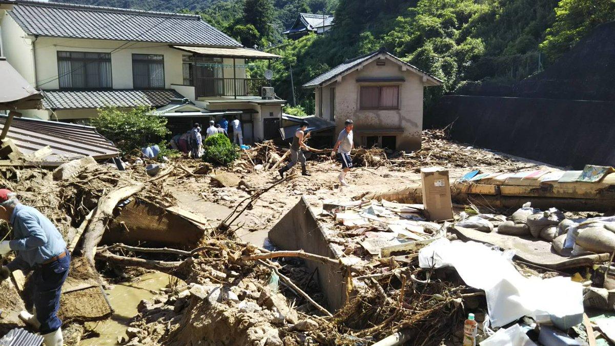 A.B.C-Z塚田僚一がプライベートで広島県似島で災害ボランティア!一緒に作業した人達から称賛の嵐