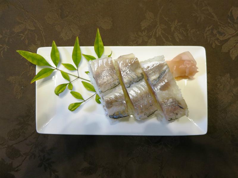 s野々山さん、押し寿司(2)