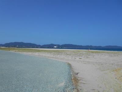 4.3島根半島を望む