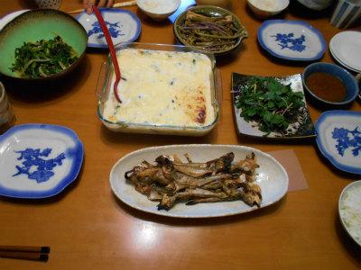 4.4夕食