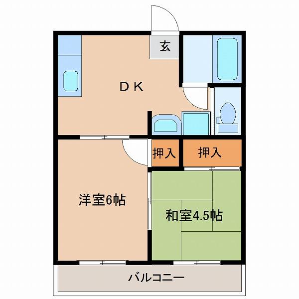 フォーサイト池田台(A棟)
