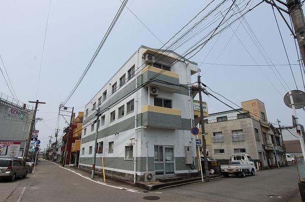 コンフォート宮崎外観