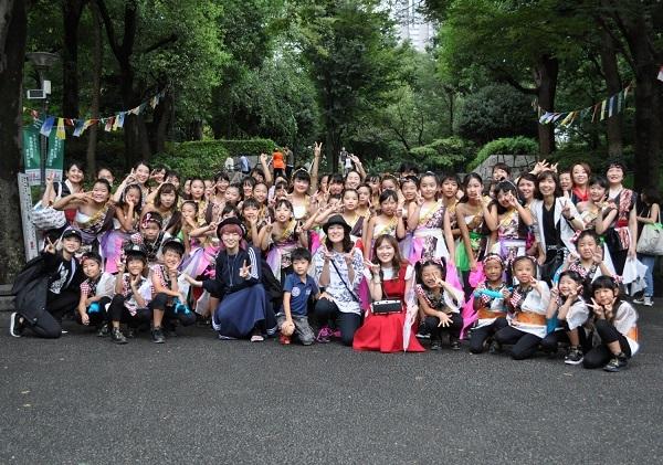 2018舞祭秋40