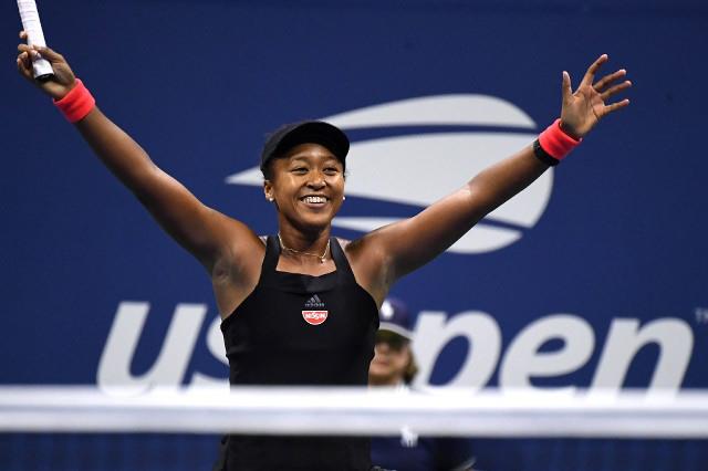 全米オープンテニスの女子シングルスで初制覇を果たした大坂なおみ選手(ロイター)