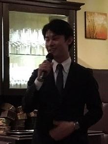 安藤コンサート打ち上げ(ホルン)