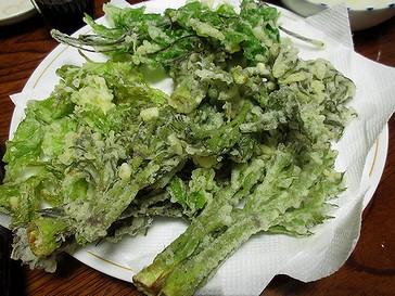 20180503山菜天ぷら