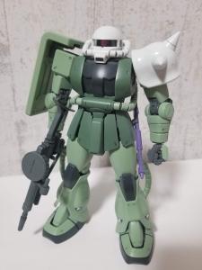 シン・マツナガ MS-06F完成1
