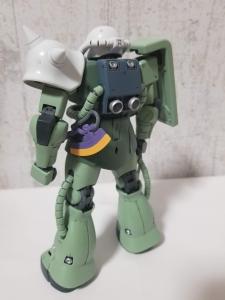 シン・マツナガ MS-06F完成2