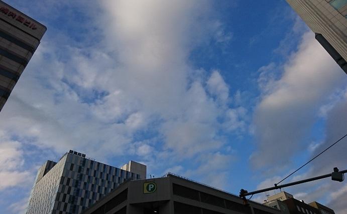 20180718札幌の空