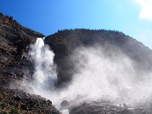 タカカウ滝