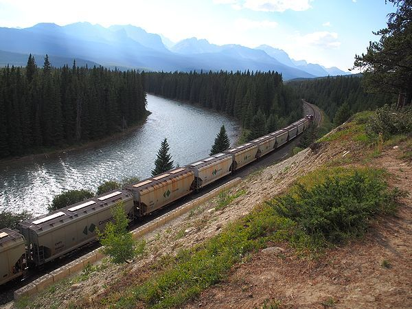 カナダ太平洋鉄道
