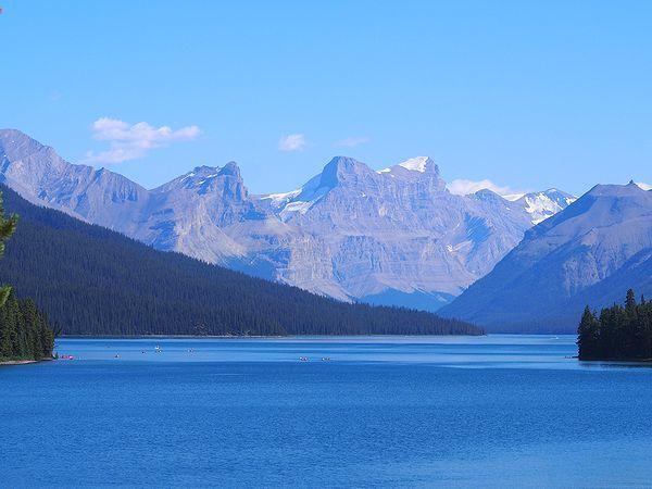 マリーン湖
