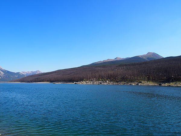 メディスン湖
