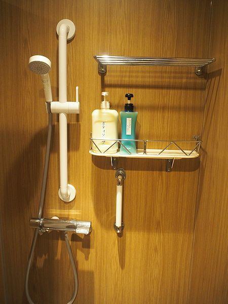 シャワールーム@おがさわら丸
