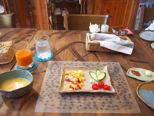 朝食@海渡