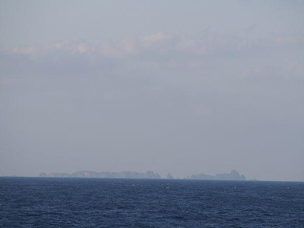 北之島や中ノ島