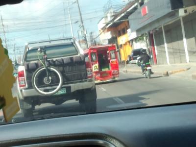 フィリピン セブ 自転車事情