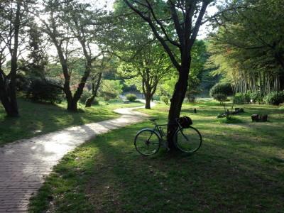 新緑三ツ池公園