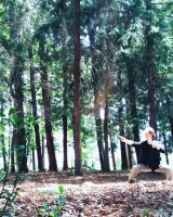 Forest qigong