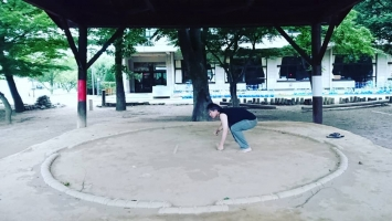 【 相撲 Sumo wrestling 】①