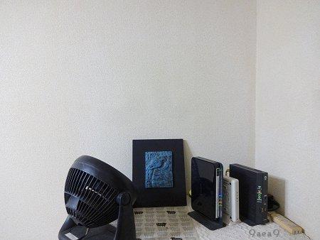 壁の漂白2