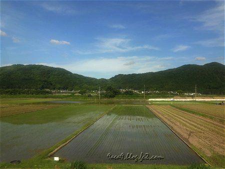 田舎の田園風景 2