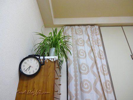 寝てる目線からの部屋 1
