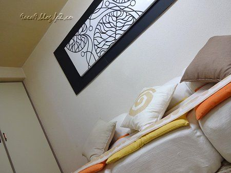 寝てる目線からの部屋 2