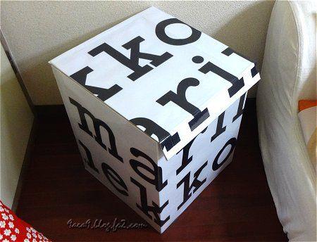 marimekko BOX マリロゴバッグでボックス 1