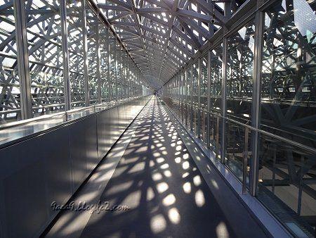 京都駅ビル 空中径路 4