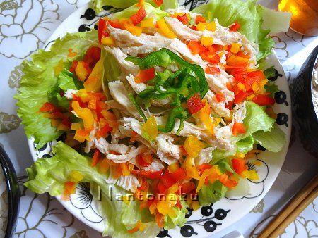 NANTONAKU 8-17 鶏むね肉サラダと卵かけご飯 2