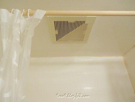 マンションの 浴室換気扇が壊れた