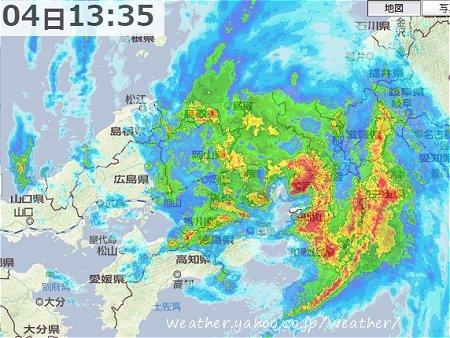 2018 9 4 台風