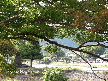 嵐山 ガンマダウン