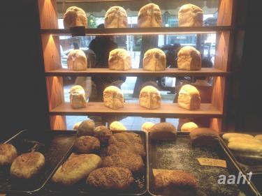 食パン以外にも色々あります。ちょっと通って色々試してみたいw