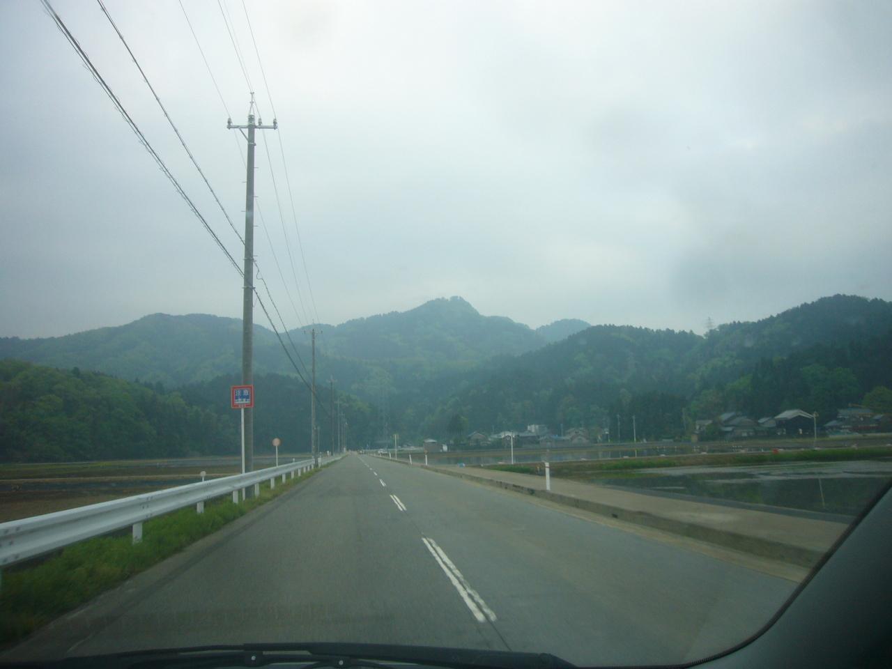 文殊山へ H30.4.28