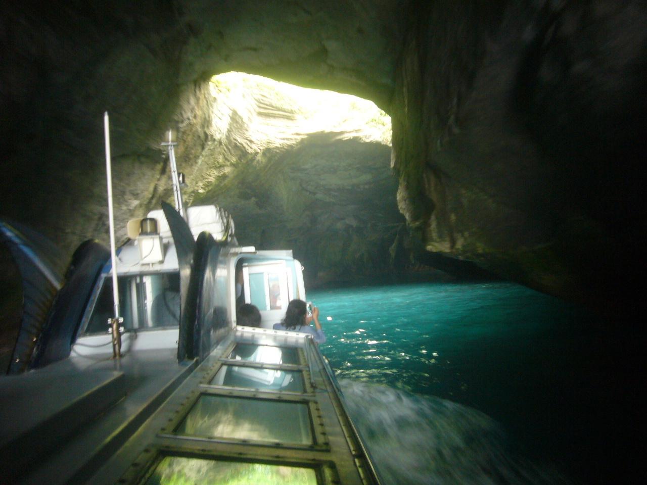 青の洞窟 H30.7.17