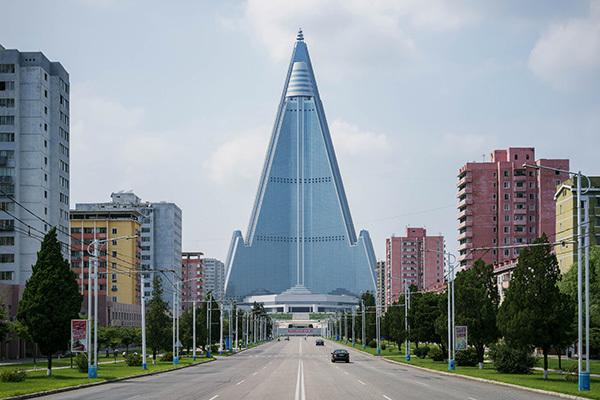 北朝鮮への旅行者、倍増wwwww