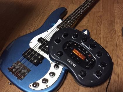 line6 bass pod xt 2
