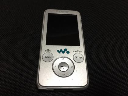ウォークマン NW-S636F