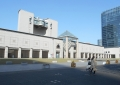 美術館前広場
