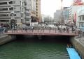 南幸橋(広場の前がビブレ)