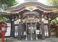 川越八幡・拝殿