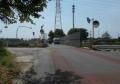 先は関越自動車道の陸橋