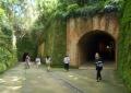 トンネルの三叉路