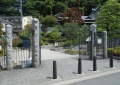根岸なつかし公園・入口