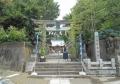 海南神社・鳥居