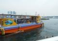 城ヶ島へ向かう遊覧船