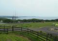 星見の丘から見る相模湾