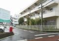 病院近く(昨日の午前)
